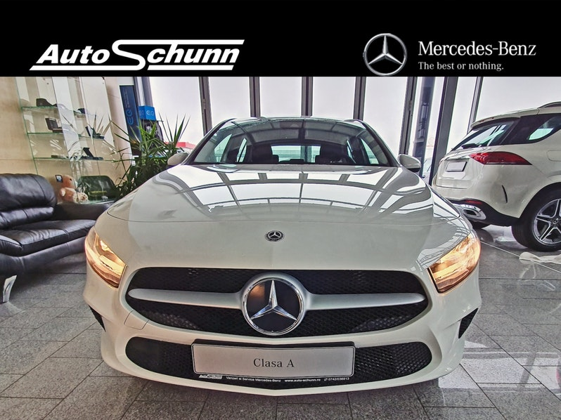 Mercedes-Benz A 180 d 7G-DCT CAMERA PARK LED THERMATIC full