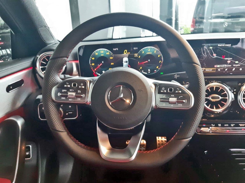 Mercedes-Benz A 200 L AMG THERMOTRONIC PREMIUM 7G-DCT full