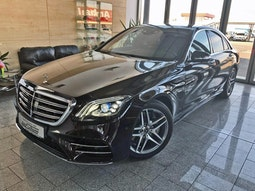 Mercedes-Benz S 400 d 4M AMG GRAND ED.NIGHT CARBON PANO