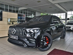 Mercedes-Benz GLE 63 AMG S Coupe NIGHT CARBON BURMESTER 3D