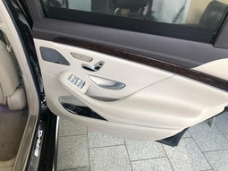 Mercedes-Benz S 63 AMG 4M L ENTERTAINMENT DRIVING+ NIGHT VIEW full
