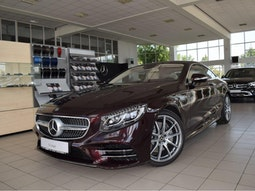 Mercedes-Benz S 450 Coupe 4M Exclusive AMG NIGHT VIEW MCONTUR
